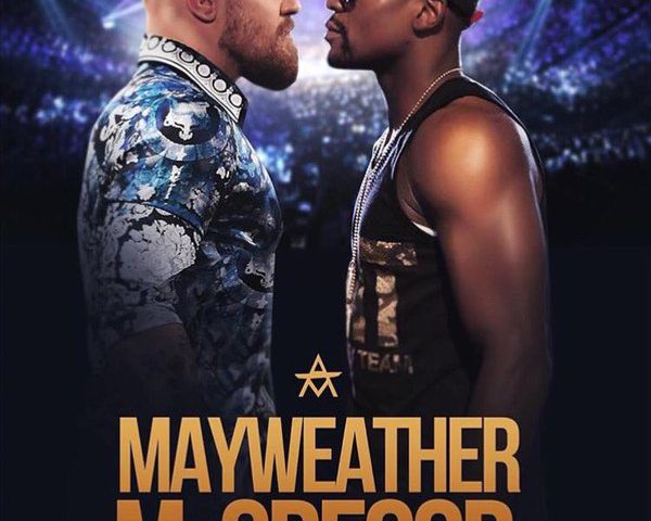 FLOYD MAYWEATHER vs CONNOR MCGREGOR VIP TICKETS