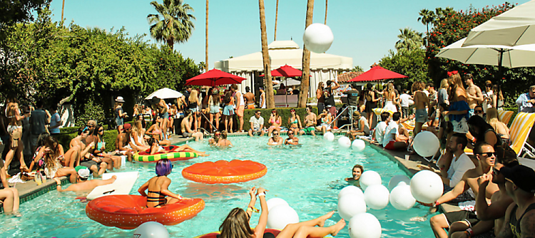2018 COACHELLA PARTIES